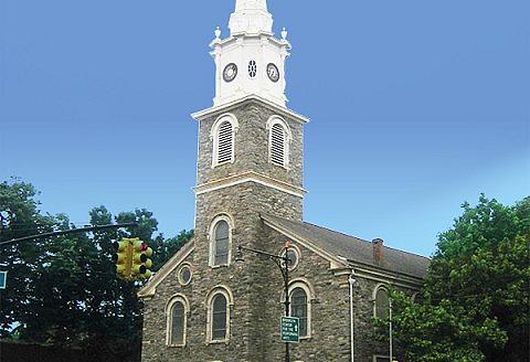 Historic Flatbush Reformed Church